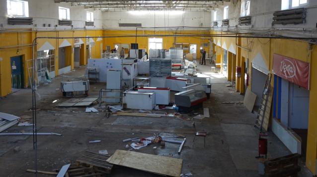 Фото Новый павильон Октябрьского рынка начнут строить в текущем году