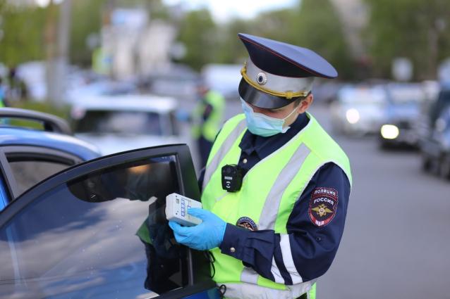 Фото В Кировской области с начала года выписали 2700 штрафов за неправильную тонировку