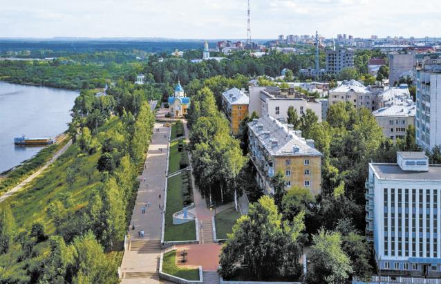 Фото Дорогие кировчане! От всей души поздравляем вас с Днём города и Днём России!