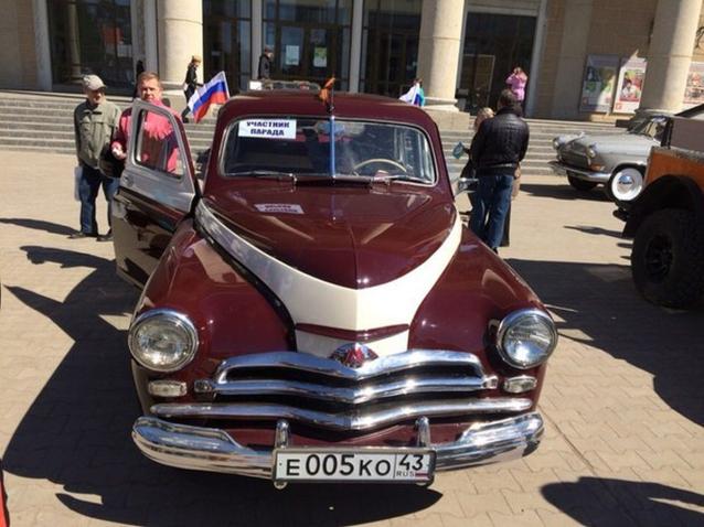 Фото В Кирове 8 мая пройдет ежегодный автопробег ко Дню Победы