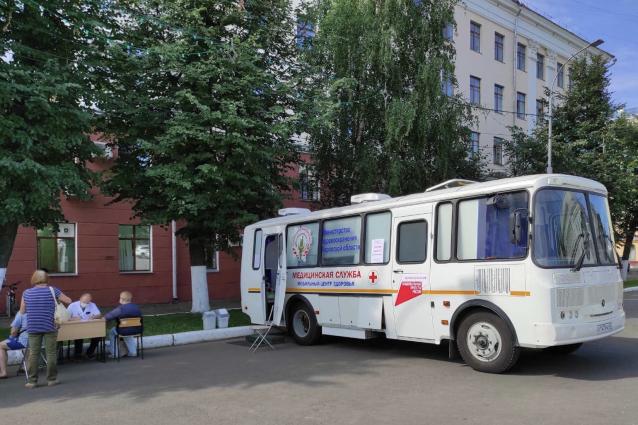 Фото В Кирове появятся три новых пункта вакцинации от коронавируса