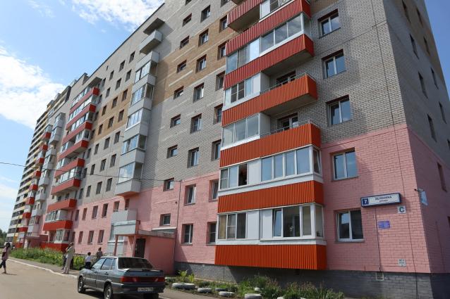 Фото В Кирове жильцы дома на Зеленина четыре года живут без горячей воды