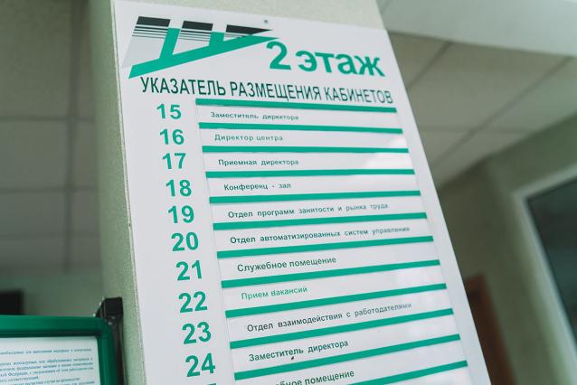 Фото В Кировской области центры занятости населения организуют приём граждан с 4 по 7 мая