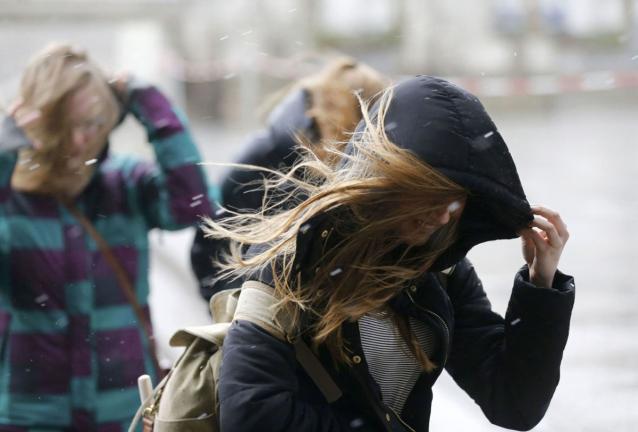 Фото На 8 апреля в Кировской области объявлено метеопредупреждение из-за усиления ветра