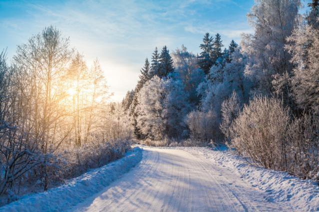 Фото Аномальные морозы в Кировской области достигли отметки в -40 градусов