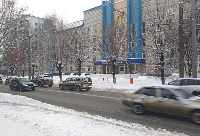 Фото Корпус Кировского ГМУ отремонтируют за 4,3 млн рублей