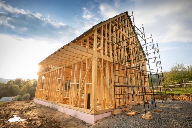 Фото В Кирове за месяц на 77% вырос спрос на строительство домов и коттеджей