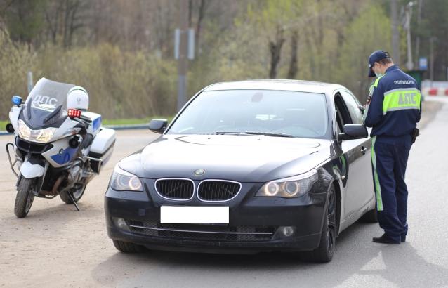 Фото В выходные «сплошные проверки» водителей пройдут в Ленинском районе Кирова