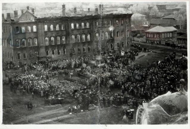 Фото В Нолинске зданию школы № 2 присвоен статус объекта культурного наследия