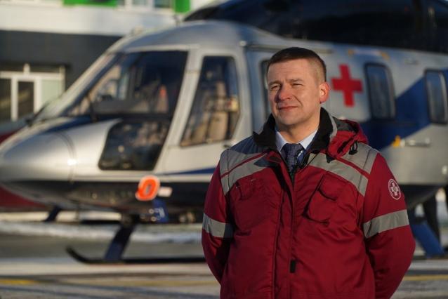 Фото Сергей Одношивкин: «Кировские медики сделали все возможное, чтобы защитить людей от пандемии»